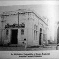 © Local del Ateneo de Ciencias y Artes de Chiapas. Tuxtla Gutiérrez. Dominio público (c1945).