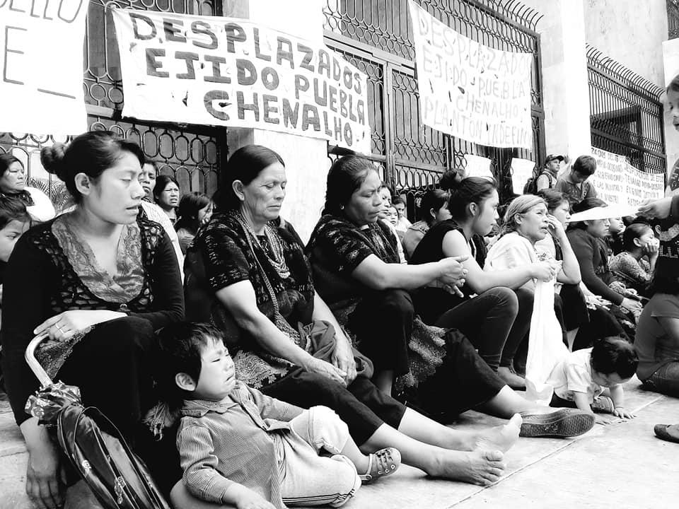 Poder Legislativo exhorta a Gobernador y Congreso de Chiapas cumplir su obligación con familias indígenas desplazadas
