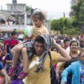 Pese a la solicitud de refugio en México, la esperanza de los migrantes es llegar a Estados Unidos. Foto: Javier García