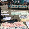 Indígenas exigen se garantice su derecho a la tierra y a la participación en la toma de decisiones, sin mediación y sin violencia.
