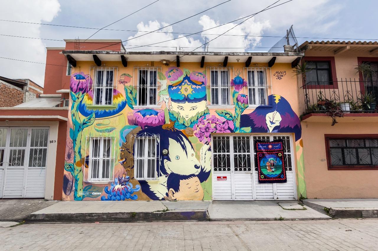 San Cristóbal de las Casas se convierte en Ciudad Mural | Chiapasparalelo