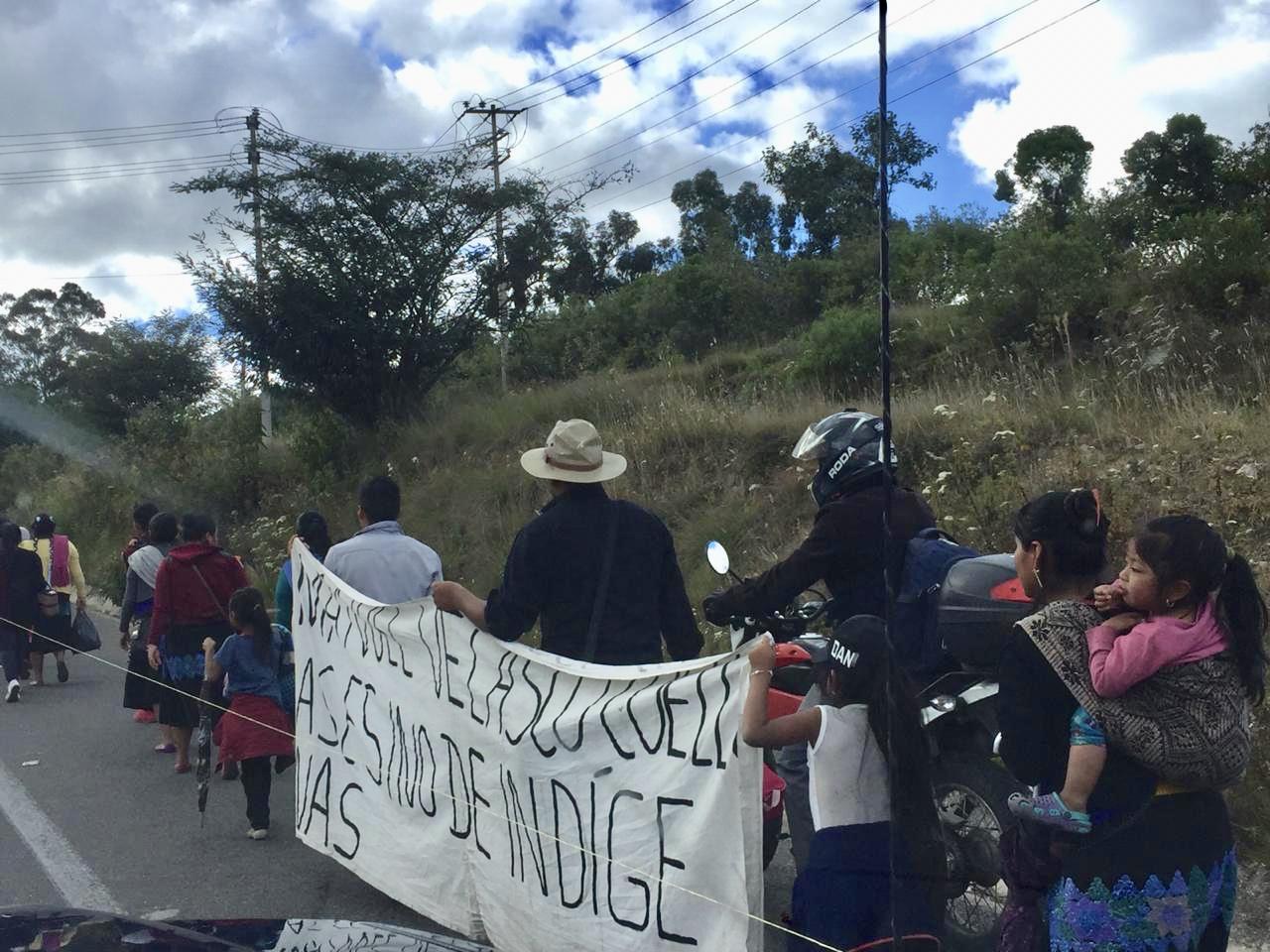 Cifra de desplazados continúa al alza por la violencia en el país, reporta red activista