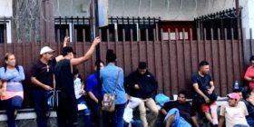 Antes de la caravana, miles pidieron refugio en México.  Por Rodrigo Soberanes