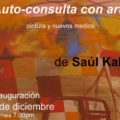 """Artista zoque presentará """"Auto-consulta con arte"""""""
