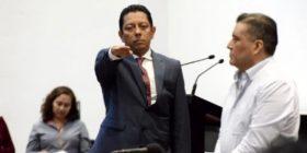 Jorge Luis Llaven Abarca  Foto: Congreso del Estado