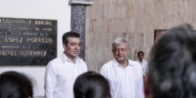 Protestas contra Velasco opacan toma de posesión de Escandón Cadenas - Fotos Francisco López Velázquez (14)