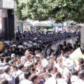 Protestas contra Velasco opacan toma de posesión de Escandón Cadenas - Fotos Francisco López Velázquez (33)