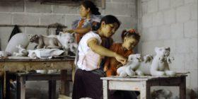 Escuela Nacional de Cerámica distingue trabajo artesanal de Amatenango del Valle.