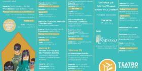 SCLC sede del 3er Festival Teatro Entre 4