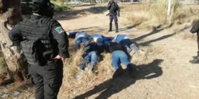 Desalojan y detienen a normalistas y maestros de telebachillerato en Chiapas.  Por Periodico Meridiano