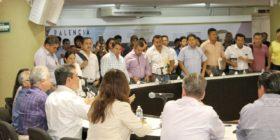 CNTE deja en la mesa a Escandón Cadenas y rompe diálogo con gobierno estatal y federal