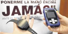 En Oaxaca, proponen dotar a mujeres de pulseras electrónicas de alerta de seguridad