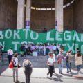 En el Día de la Mujer, exigen seguridad y justicia Foto Roberto Ortiz (6)