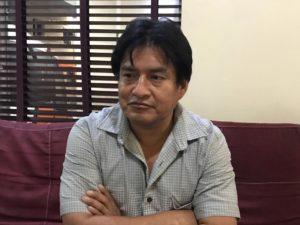 Francisco Jiménez Pablo (Mezcalapa, 1967), creador del primer Mocri, dice que el gobierno, con la intención perversa de golpear a su organización, no distingue al Mocri CNPA MN, que él dirige y que no es grupo de choque, del Mocri EZ, que degeneró en emporio saboteador de la ley.