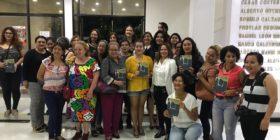 """Presentan libro """"Mujeres y Política en Chiapas, un programa feminista (2)"""