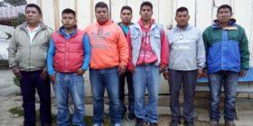 Reos en el penal de San Cristóbal de las Casas. Foto: Chiapas Paralelo