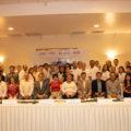 Reunión de organizaciones que atienden a migrantes. Foto: Cortesía