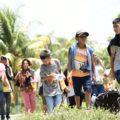 Nueva caravana con 2 mil 500 migrantes ingresa a México y va rumbo a Estados Unidos . Por Darinel Zacarías