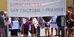Habitantes de San Juan Cancuc rechazan construcción de autopista San Cristóbal-Palenque