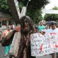 22/06/2016 Guadalajara Jalisco. Maestros y simpatizantes se unen en Guadalajara y marchan en apoyo a los maestros y al pueblo de Oaxaca. Foto RACCImágenes/Arturo Campos Cedillo.