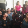 Migrantes originarios de Guatemala fueron abandonados por traficantes. Foto: Fredy Martín Pérez