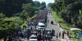 Falta de coordinación, condicionamiento de ayuda y detenciones arbitrarias, ong´s documentan violaciones a DH del Estado mexicano a integrantes de Caravanas Migrantes
