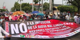 """Magisterio de la CNTE no acepta """"maquillaje"""" de la Reforma Educativa; inician paro de 48 horas"""