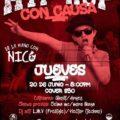 Hip hop con causa #DelamanoconNico