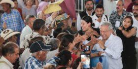 No maltratar a migrantes, pide López Obrador desde Chihuahua y despliega GN en sureste