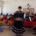 Con orquesta infantil, buscan impulsar el desarrollo de niños y niñas rarámuri