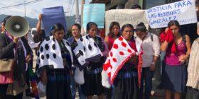 Exigen justicia por mujeres indígenas tseltales violadas hace 25 años por militares