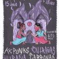 Anarco-punks de San Cristóbal de las Casas celebrarán concierto en reconocimiento a pueblos indígenas