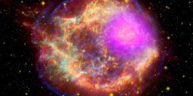 Supernova de Cassiopeia-a