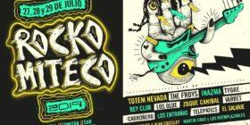 Rockomiteco celebrará su novena edición