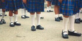 El uniforme neutro es simplemente un acto de libertad: REDIM