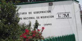 Alertan de posible brote de varicela en estación migratoria de Comitán