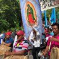 Marchan en Huitiupan para exigir justicia por menor de 12 años asesinadaismo tiempo, denunciaron el desabastecimiento de medicamentos y doctores para el municipio.