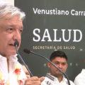 Anuncia AMLO creación del Instituto de Salud para el Bienestar