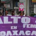 A menos de un año de la Alerta de Género, van 122 mujeres asesinadas en Oaxaca