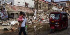 El sismo de 8.2 grados que destruyo el Istmo de Tehuantepec