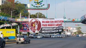 A 25 años del asesinato del periodista Roberto Mancilla Herrera, se registró otra muerte violenta en el gremio periodístico de Chiapas, con la agresión sufrida hace un año al reportero Mario Leonel Gómez Sánchez, en el municipio de Yajalón, ubicado en las Montañas del Norte de la entidad.
