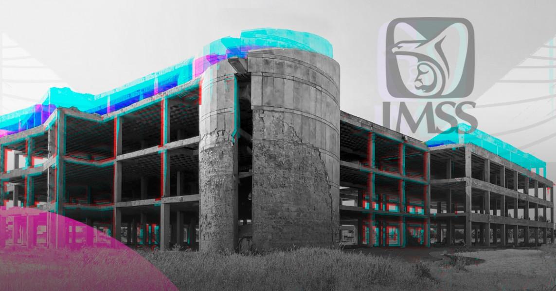 IMSS gastó 427 mdp para construir hospital en Puebla; dos años después no hay nada