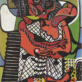 Pintura de Picasso