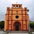 © Templo de la Sma. Trinidad hoy. La Trinitaria, Chiapas. 2010.