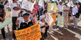 Integran frente regional en defensa del río Metlapanapa, Puebla