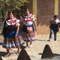 """Indígenas de 24 estados se reunieron en el caracol del EZLN """"Jacinto Canek"""". Foto: Chiapas Paralelo"""