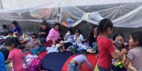 Son niños y adolescentes el 48 % de los desplazados que huyen por Ciudad Juárez