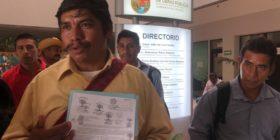 Indígenas rechazan carretera de las culturas. Foto: Chiapas Paralelo