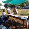 Indígenas redujeron su participación en la consulta. Foto: Cortesía