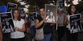 Madre de Yucenia exige justicia,  Foto: Guillermo Ramos